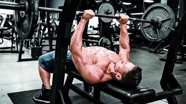 Close grip bench press nasıl yapılır