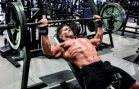 incline bench press nereyi