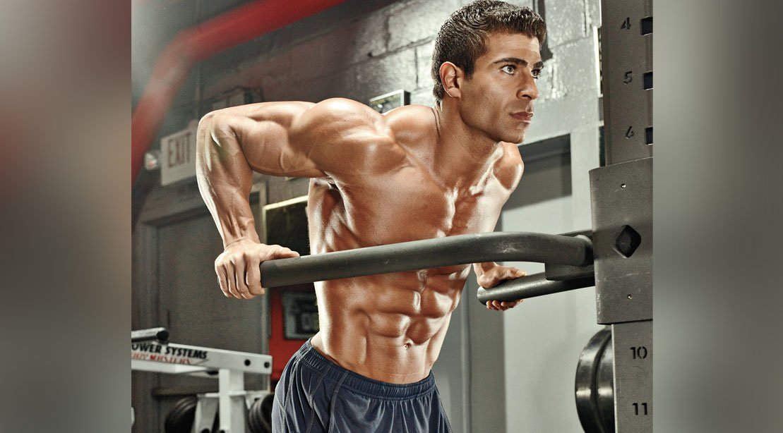 triceps dips nasıl