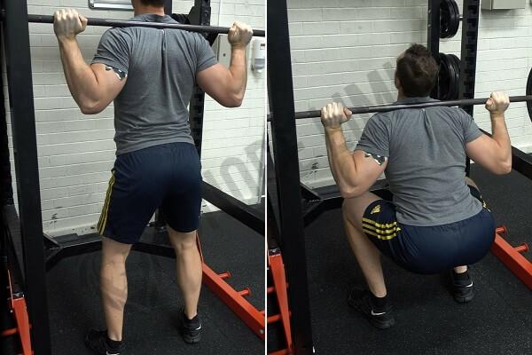 squat nasıl yapılır