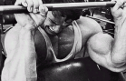 REVERSE BARBELL CURL arnold