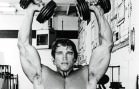 arnold dumbbell press 3