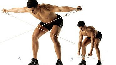 bent over cable lateral raise
