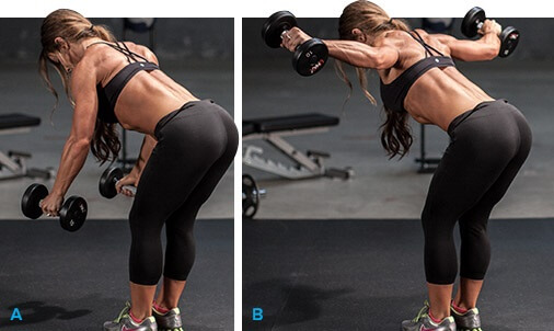 bent over lateral