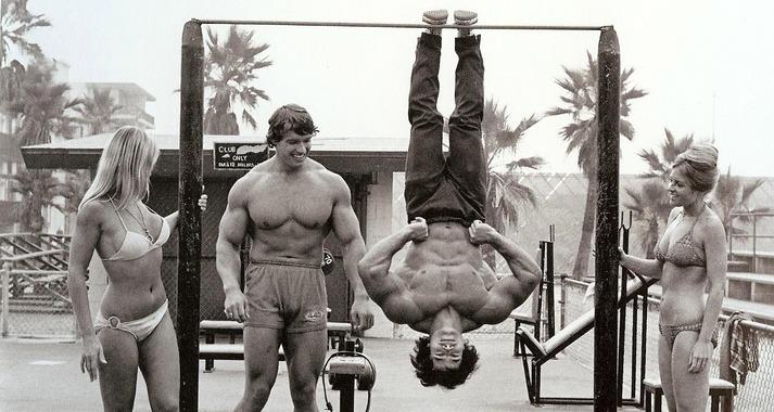 Hanging Upside Down Sit-Ups Baş Aşağı Mekik 1