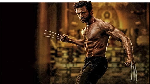 Hugh Jackman Vücut Geliştirme