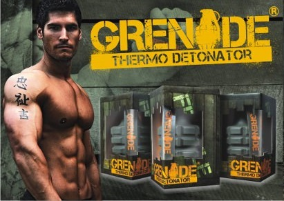 grenade yag yakici