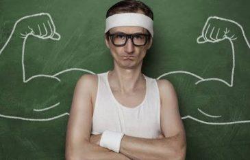 Fitness programi 2 ay