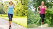 Brisk Walking Or Running