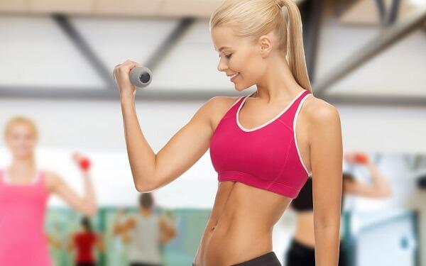 kadınlar için fitness programı